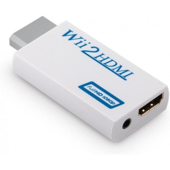 Adaptador Wii a HDMI