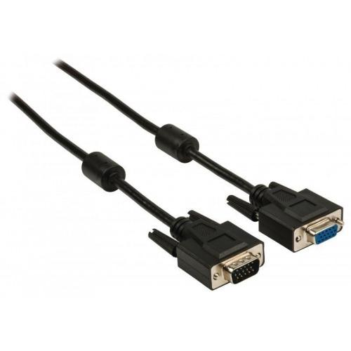 Cable VGA (HD-15) Macho/Hembra 20m