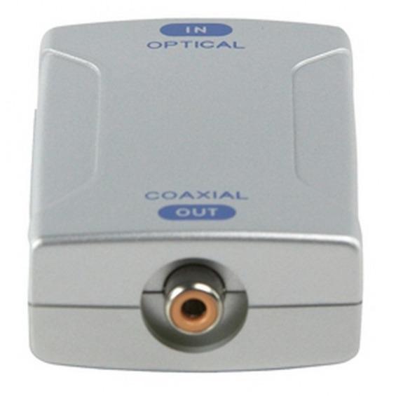 Conversor toslink hacia audio coaxial digital (TosLink a Coaxial)