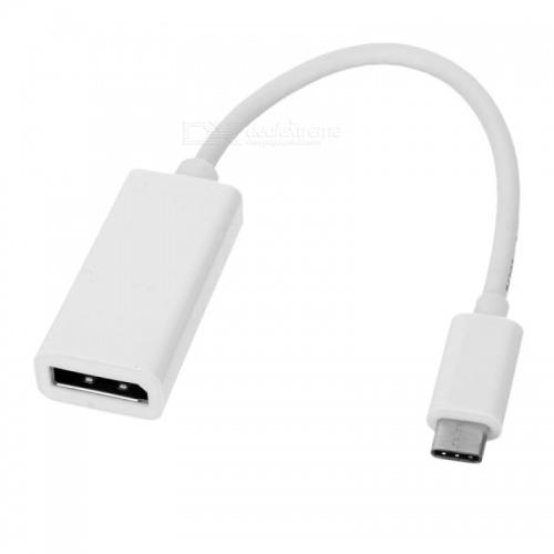 Conversor compacto USB 3.1 A DisplayPort