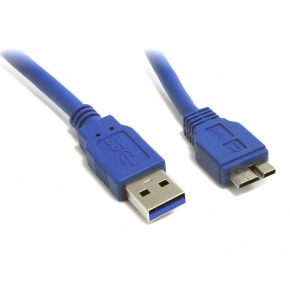 Cable USB 3.0 (AM/microUSB3.0/M) 2.00m
