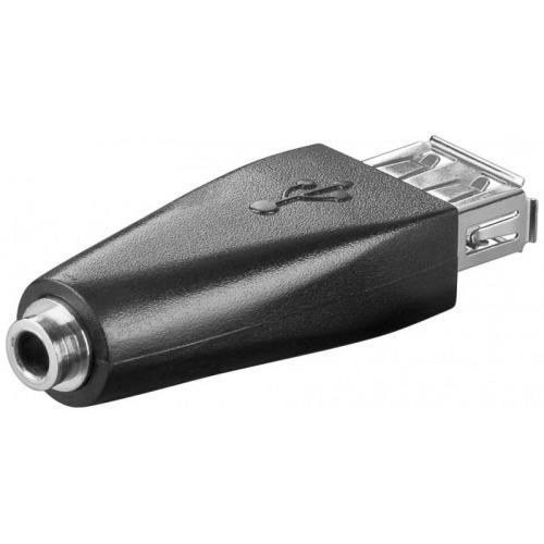 USB-H a Jack H 3.5 mm