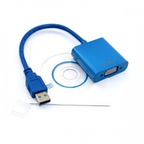 Tarjeta grafica USB3.0 a VGA solo para windows