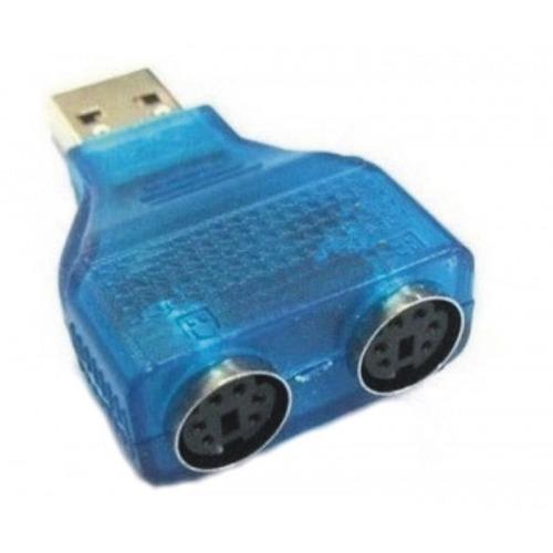 Adaptador Slim PS2 a USB 2.0