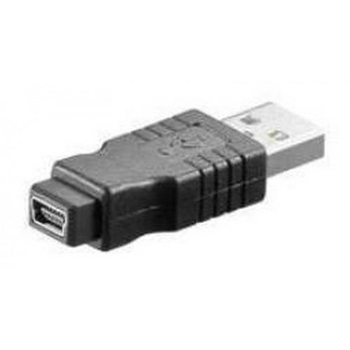 USB-M a Mini USB-H 5 Pins