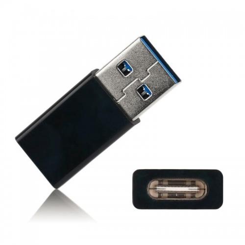 Adaptador USB C hembra a USB A macho