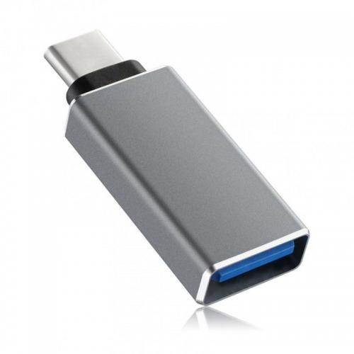 Adaptador USB C macho a USB A hembra