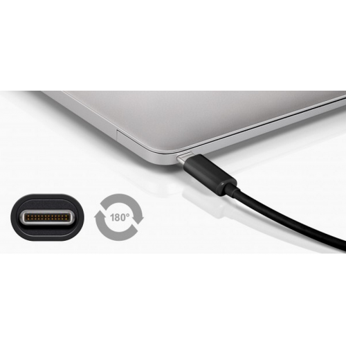cable USB 3.1 a Mini Usb 2.0 HighSpeed 1m