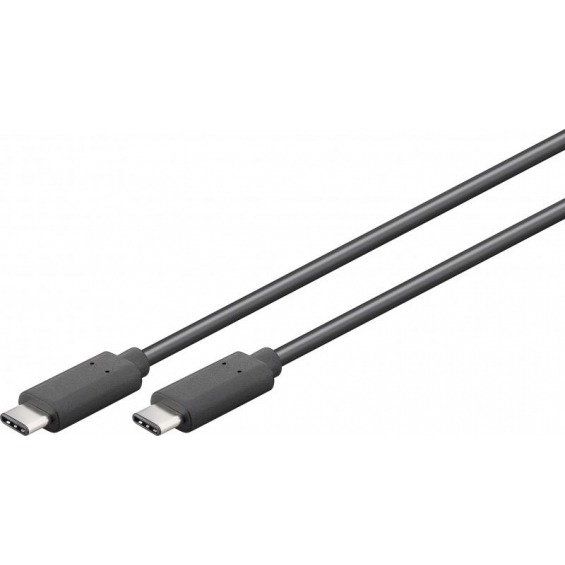 Cable USB 3.1 M/M de transmision de datos 1.00m