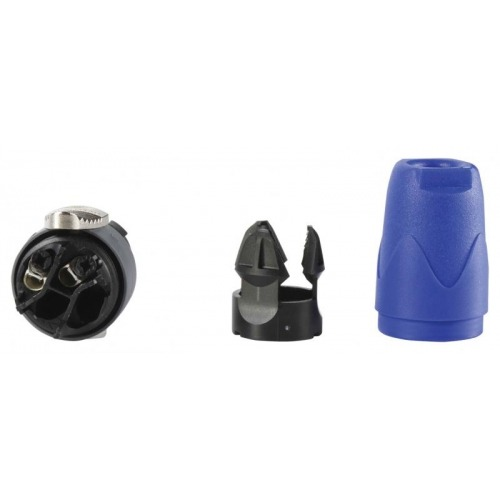 Cable socket, Speakon Azul 2P