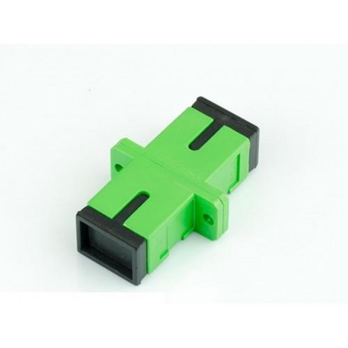 Adaptador Hembra a Hembra cable fibra óptica SC/APC
