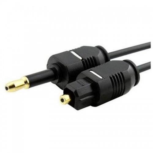 Cable Optico Toslink a Mini-Toslink de 0.50 m
