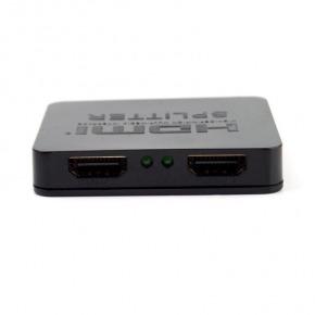 Splitter HDMI 1x2 FullHD y 4K*2K