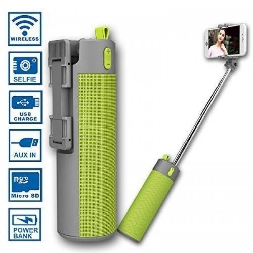 4 en 1 Selfie & Altavoz Bluetooth