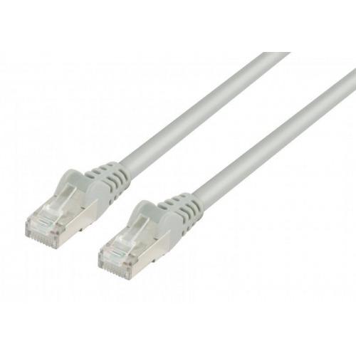 Cable Ethernet FTP CAT7 GRIS 25.00m.