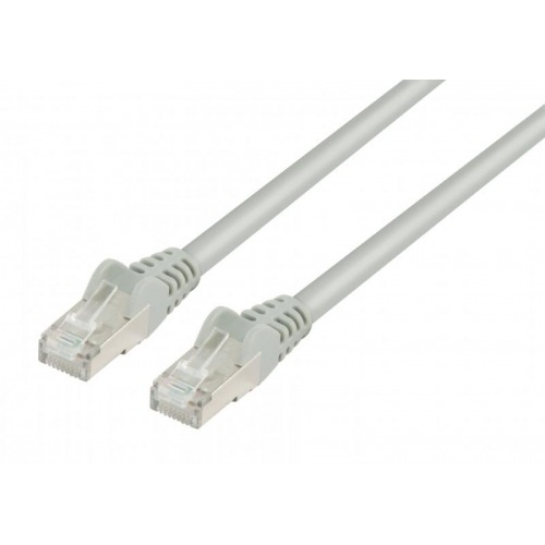 Cable Ethernet FTP CAT7 GRIS 15.00m.