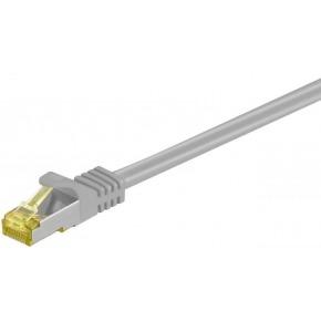 Cable Ethernet FTP CAT7 GRIS 1.50m.