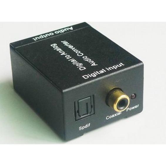 Conversor Audio Digital a Analogico