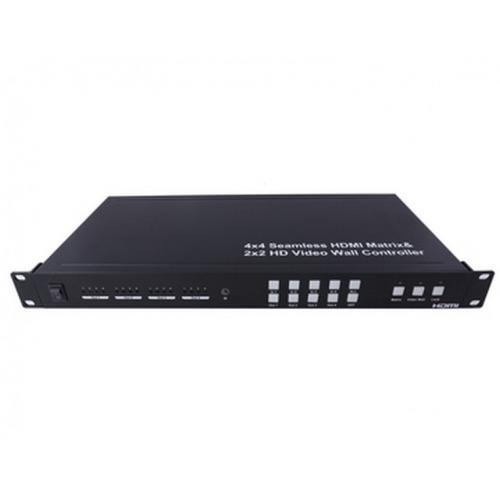 Matrix HDMI 4x4 con soporte VideoWall 2x2 a 1080p
