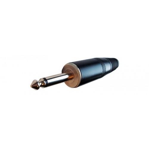 Cable Speakon de doble conexión 2 X 1.5mm a Jack de 6.3 Mono OFC, Cobre libre de Oxigeno 3m