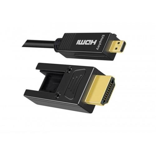 CABLE OPTICO HDMI 2.0 DE 50 METROS