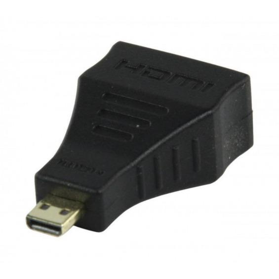 Adaptador HDMI hembra a Micro HDMI macho