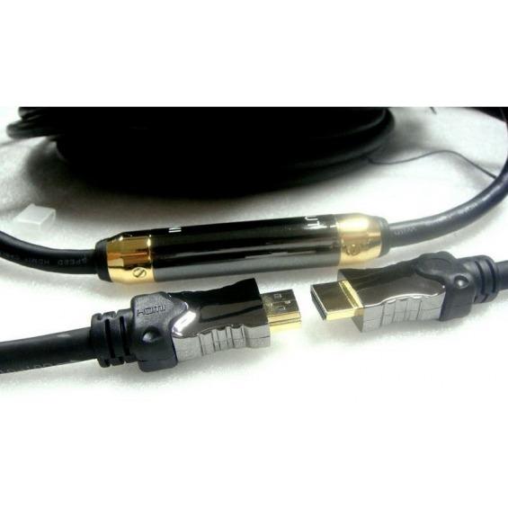 Cable HDMI versión 2.0 de 45 metros hasta 4k x 2k