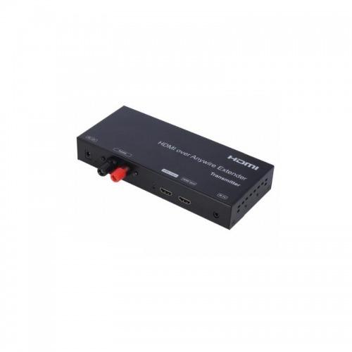 Emisor Extender HDMI cable de 2 polos hasta 3800m 1080p