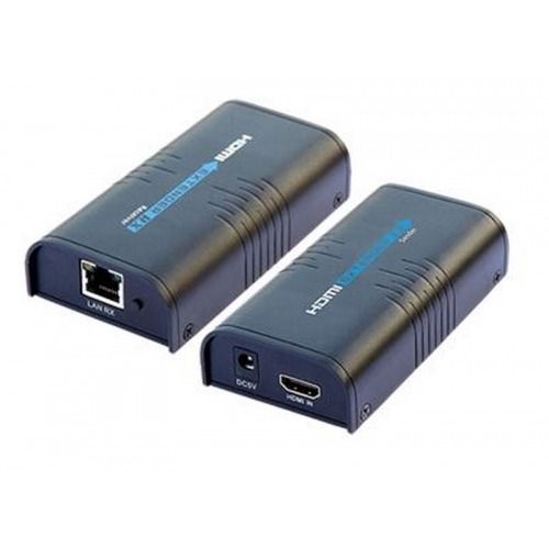 Extender Splitter HDMI 120m y un cable UTP Cat6 por internet