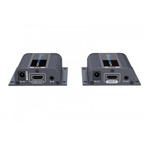 Extender HDMI POE por UTP Cat 6 de hasta 40m