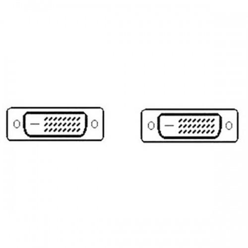 Cable DVI-D a DVI-D M/M (24+1) 5 metros