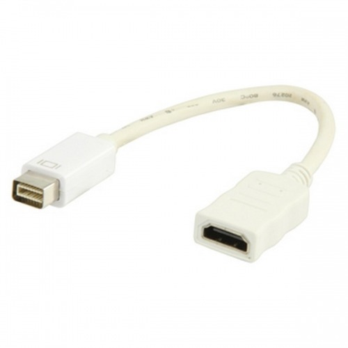 Cable Adaptador Mini DVI a HDMI 0.20m