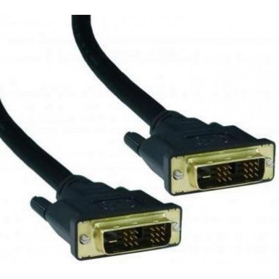Cable DVI-D (18+1) 1.00m