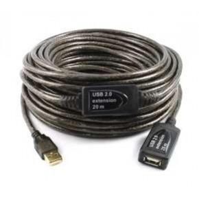 Cable Alargo USB 2.0 AM/AH activo de 30m
