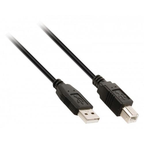 Cable USB 2.0 tipo A Macho a tipo B Macho de 3m