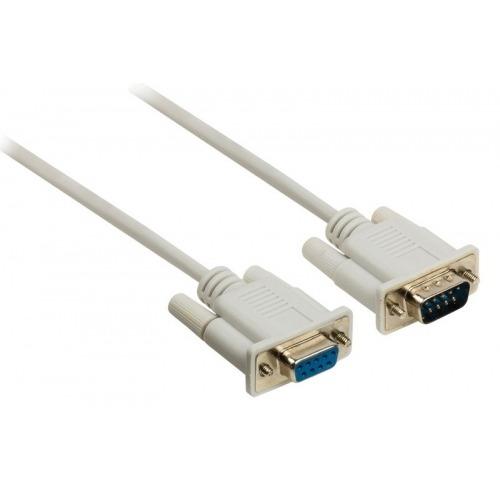 Cable Serie de 9 pines M/H DB9 de 5m