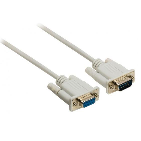 Cable Serie de 9 pines M/H DB9 de 3m