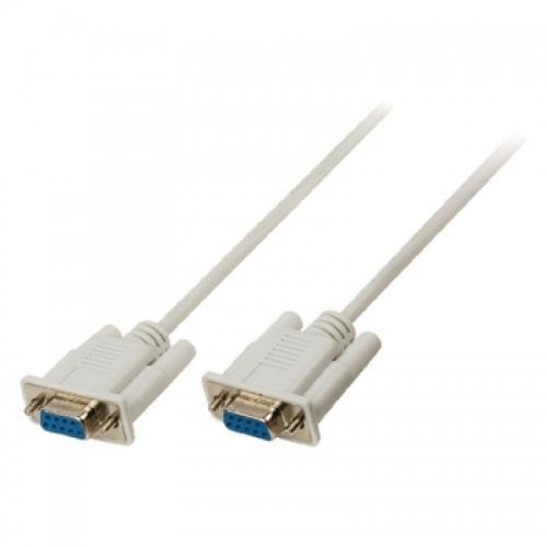 Cable Serie de 9 pines H/H DB9 de 2m