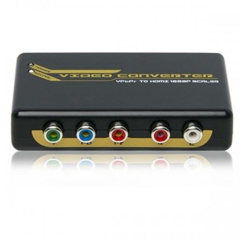 Conversor Escalador RGB + Audio a HDMI(720p/1080p)