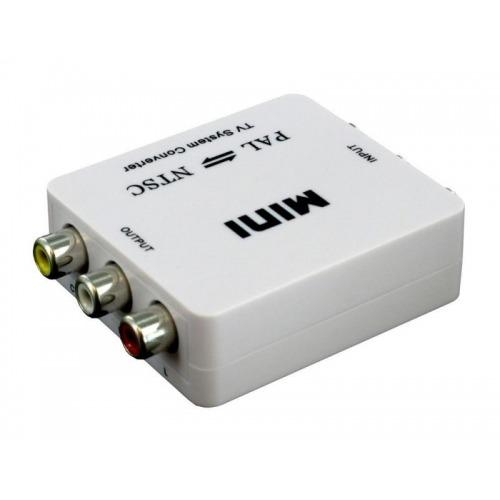 Mini Conversor de PAL a NTSC