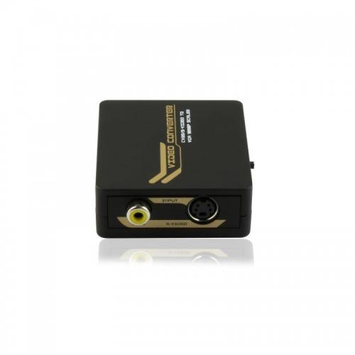 Mini Conversor escalador de A/V a VGA