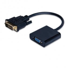Conversor DVI-D a VGA de 30cm