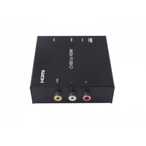 Conversor ecslador de AV a HDMI