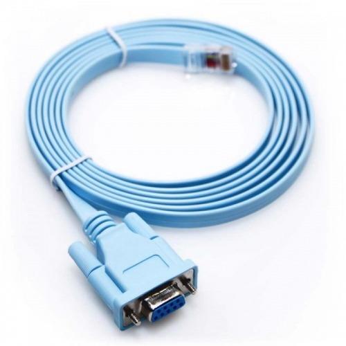 Cable DB9 a RJ45 para dispositivos CISCO