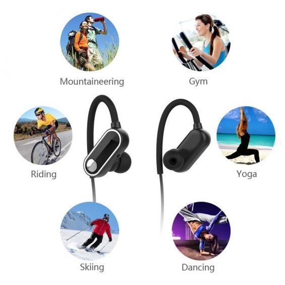 Auriculares Bluetooth deportivos