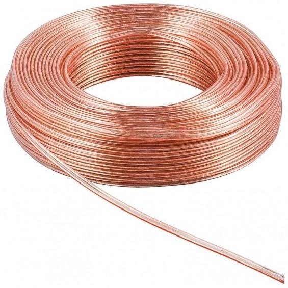Cable de altavoz OFC 2X0.75 mm 25 m