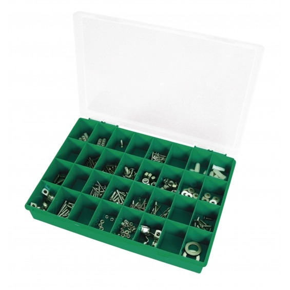 Storage Box 330 x 250 x 54 mm 32 Compartments