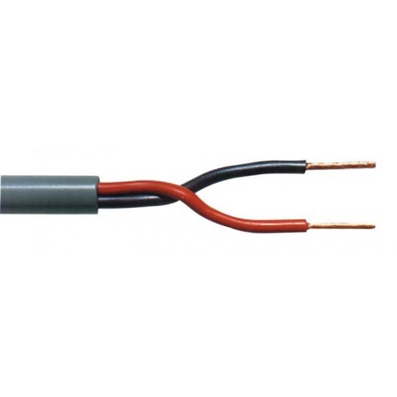 Cable de audio 2 x 4.00 mm2 en bobina de 50 m