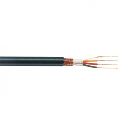 Cable para micrófono 4 x 0.22 mm2