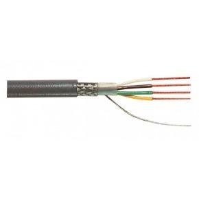 Cable de datos LIYCY 4 x 0,25 mm2